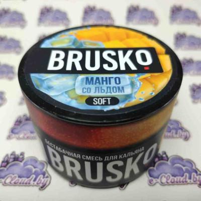 Смесь для кальяна Brusko - Манго со льдом - 50гр. купить