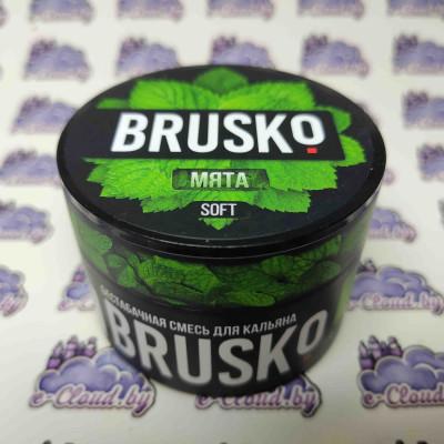 Смесь для кальяна Brusko - Мята - 50гр. купить