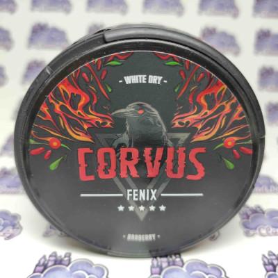 Жевательная смесь (снюс) Corvus Fenix Barberry - 50мг/г. купить