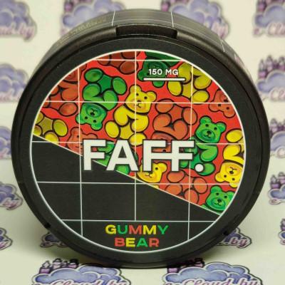 Купить жевательную смесь (снюс) Faff - Фруктовые желатинки - 150мг/г. с доставкой в Минске и почтой по Беларуси.