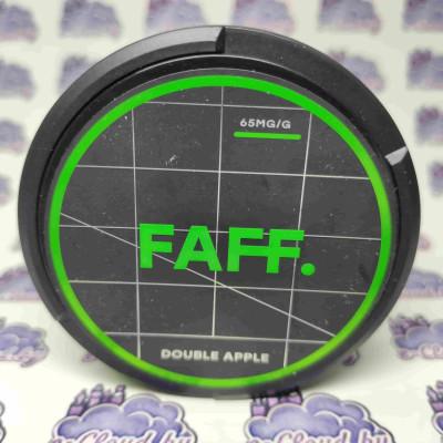 Купить жевательную смесь (снюс) Faff - Яблоко - 65мг/г. с доставкой в Минске и почтой по Беларуси.