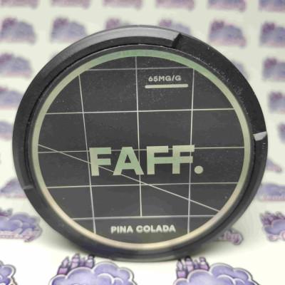 Купить жевательную смесь (снюс) Faff - Пина колада - 65мг/г. с доставкой в Минске и почтой по Беларуси.