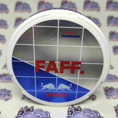 Купить жевательную смесь (снюс) Faff - Энергетик - 75мг/г. с доставкой в Минске и почтой по Беларуси.