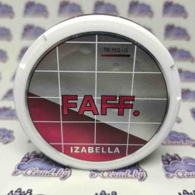 Купить жевательную смесь (снюс) Faff - Виноград - 75мг/г. с доставкой в Минске и почтой по Беларуси.