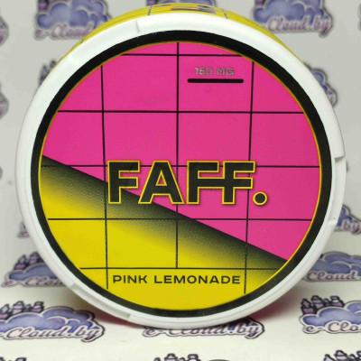 Купить жевательную смесь (снюс) Faff - Розовый лимонад - 150мг/г. с доставкой в Минске и почтой по Беларуси.