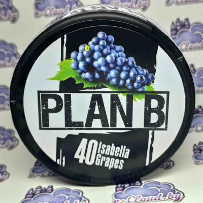 Жевательная смесь (снюс) Plan B - Виноград - 40мг/г. купить