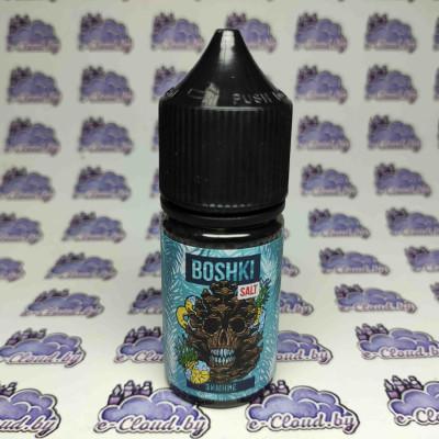Жидкость для электронных парогенераторов Boshki Salt - Зимние 30мл. - 45мг/мл. купить