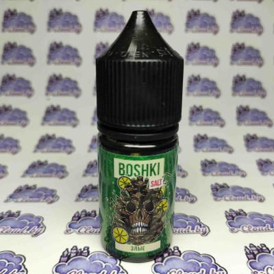 Жидкость для электронных парогенераторов Boshki Salt - Злые 30мл. - 45мг/мл. купить