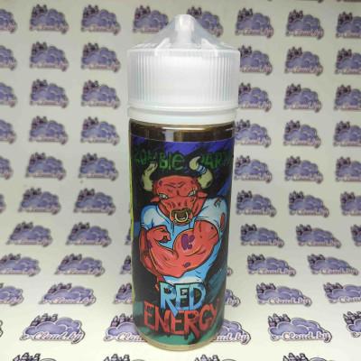 Жидкость для электронных парогенераторов Zombie Party - Ред булл, холодок 120мл. - 3мг/мл. купить
