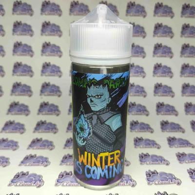 Жидкость для электронных парогенераторов Zombie Party - Дыня, ананас, холодок 120мл. - 3мг/мл. купить